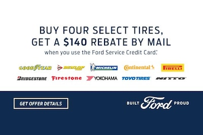 October Tire Sale