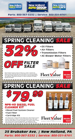 Filter and Diesel Fuel Cleaning Kit Special