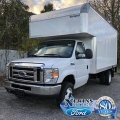 2019 Ford E-450 Cutaway Base Truck