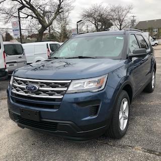 2019 Ford Explorer Explorer SUV