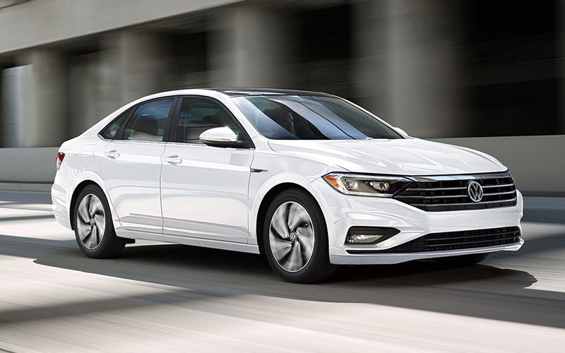 2020 Volkswagen Jetta at New Motors VW