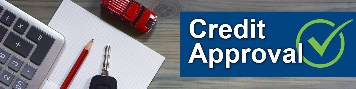 Credit Approval at New Motors in Erie, PA