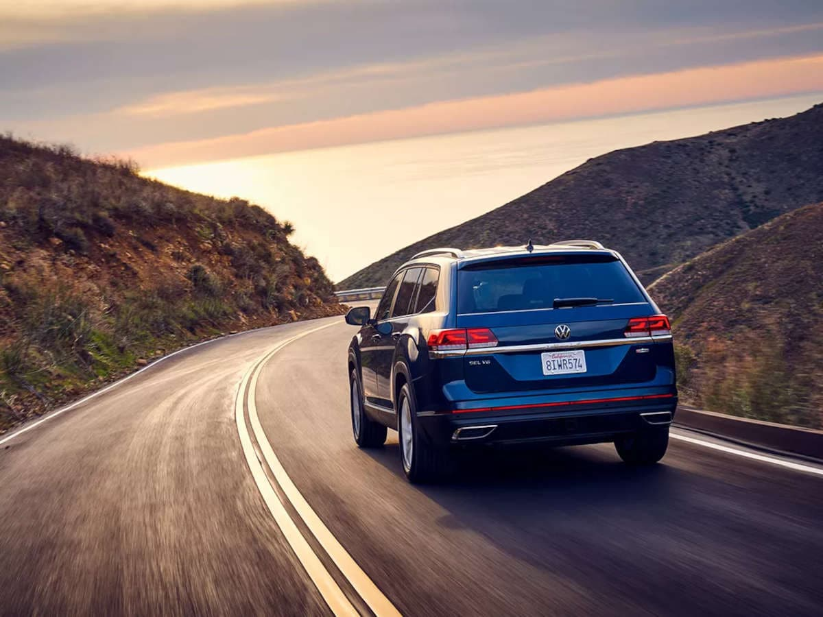 2021 Volkswagen Atlas - Packed with power, and so much more.