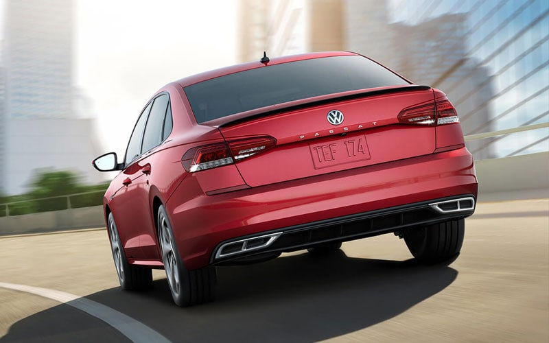 2020 Volkswagen Passat at New Motors VW