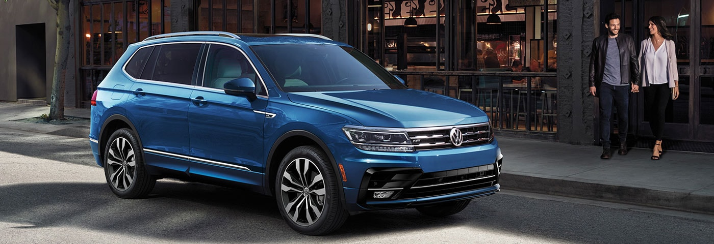 2020 Volkswagen Tiguan at New Motors VW