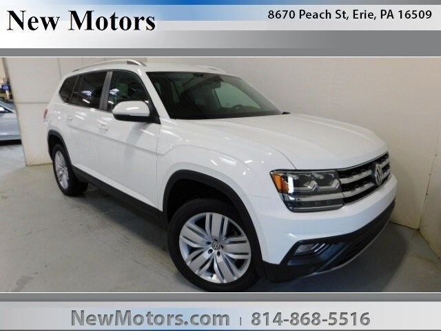 New Motors Erie Pa >> New 2019 Volkswagen Atlas For Sale Lease Erie Pa Stock 81787