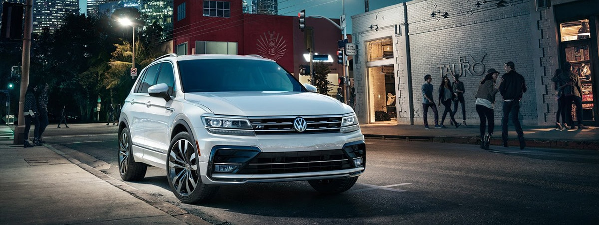 Shop 2019 Volkswagen Tiguan in Erie PA