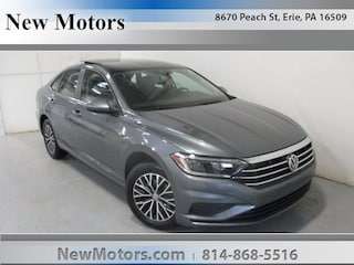 New 2019 Volkswagen Jetta 1.4T SEL Sedan 3VWE57BU7KM101775 in Erie, PA