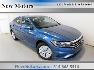 New 2019 Volkswagen Jetta 1.4T S Sedan 3VWN57BU4KM113141 in Erie, PA