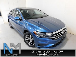 New 2019 Volkswagen Jetta 1.4T SE Sedan 3VWC57BU3KM135042 in Erie, PA