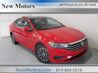 New 2019 Volkswagen Jetta 1.4T SE Sedan 3VWC57BU8KM101369 in Erie, PA