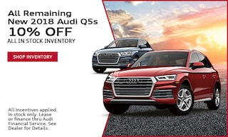 2018 Q5's 10% off all remaining