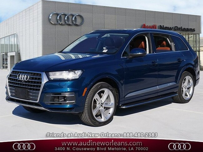 New 2019 Audi Q7 For Sale At New Orleans Audi Metairie La Vin