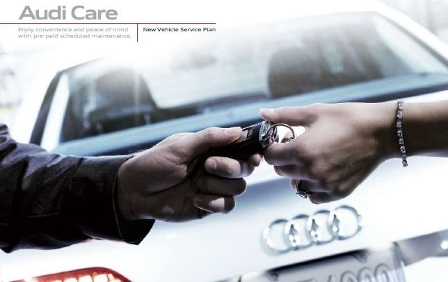 Audi Care Maintenance Program For Scheduled Repairs Audi New Orleans - Audi q7 maintenance cost