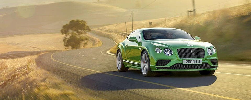 Bentley CPO