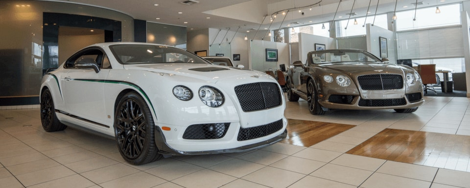 Bentley Lease and Financing