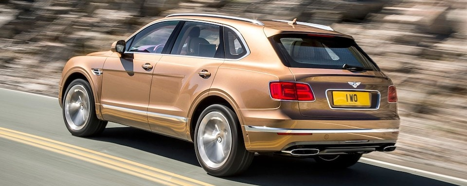 2018 Bentley Bentayga For Sale