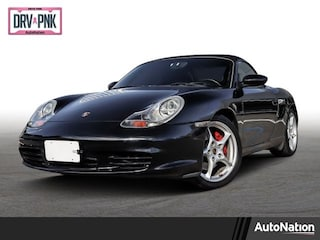 2004 Porsche Boxster S Convertible