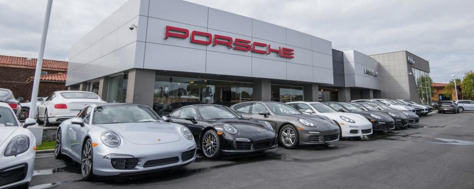Newport Beach Porsche Dealer | Porsche Newport Beach