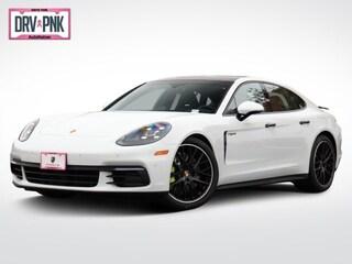 2018 Porsche Panamera E-Hybrid 4 E-Hybrid Sedan
