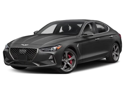 2019 Genesis G70 2.0T Advanced Car