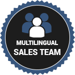 Multilingual Sales Team