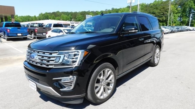 New 2018 Ford Expedition Limited SUV For Sale Meridian MS