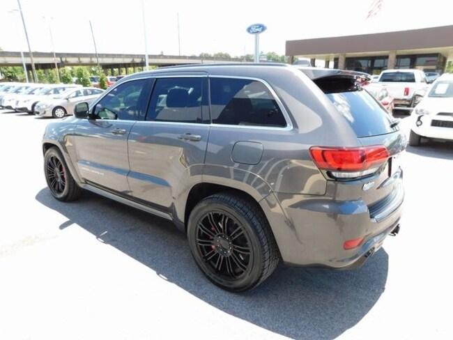 Used 2015 Jeep Grand Cherokee SRT For Sale in Meridian, MS | VIN#  1C4RJFDJ8FC728991