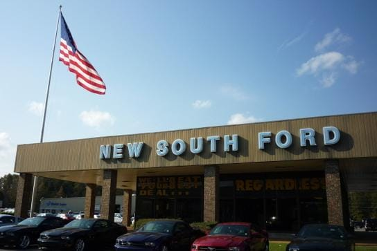 Meridian Ms Ford Dealer About New South Ford