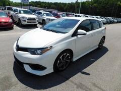 Used 2017 Toyota Corolla iM Base Hatchback JTNKARJE6HJ534481 in Meridian, MS