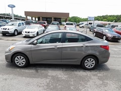 Used 2017 Hyundai Accent SE Sedan KMHCT4AE8HU376760 in Meridian, MS