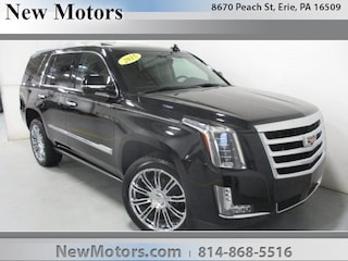 Used 2015 Cadillac Escalade Premium SUV 1GYS4NKJ2FR639740 in Erie, PA