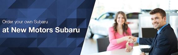 Build Your Own Subaru >> Build Your Own Subaru New Motors Subaru