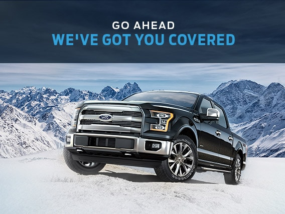 Newton Ford South CPO - We've got you covered