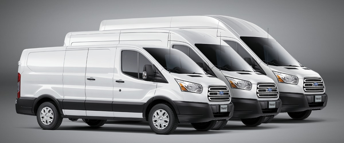 2018 Ford Transit Cargo Van And Passenger Wagon Comparative Quick Hits