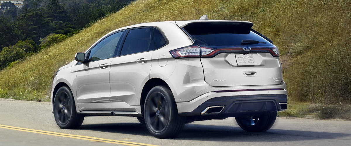 Cargo Space With Greater Cargo Room The New Ford Edge Allows For Seamless Adjustments Inside Serving As Premiere Travel Accommodations That Both You And