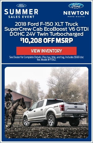 New 2018 Ford F-150 XLT - $10,208 Off