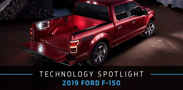 2019 Ford F-150 Technology Spotlight - Shelbyville, TN