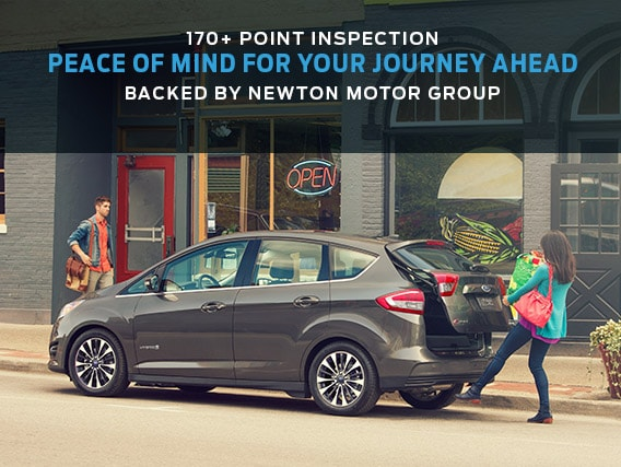 Newton Ford South CPO - Peace of mind for your journey ahead