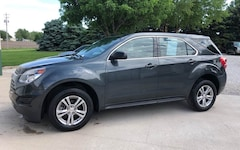Used 2017 Chevrolet Equinox LS SUV for Sale in Jefferson IA