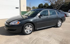Used 2016 Chevrolet Impala Limited LT Sedan for Sale in Jefferson IA