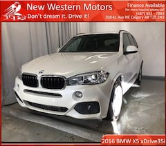 2016 BMW X5 xDrive35i/ Rearview Cam/ NAV/ Heated Seats/Sunroof SUV