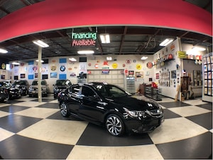 2016 Acura ILX A-SPEC AUT0 NAVI LEATHER SUNROOF BACKUP CAMERA 89K