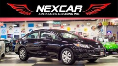 2014 Honda Civic DX 5 SPEED BASIC POWER WINDOWS ONLY 73K Sedan