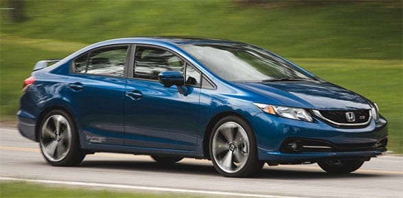 2015 Honda Civic For Sale in Toronto