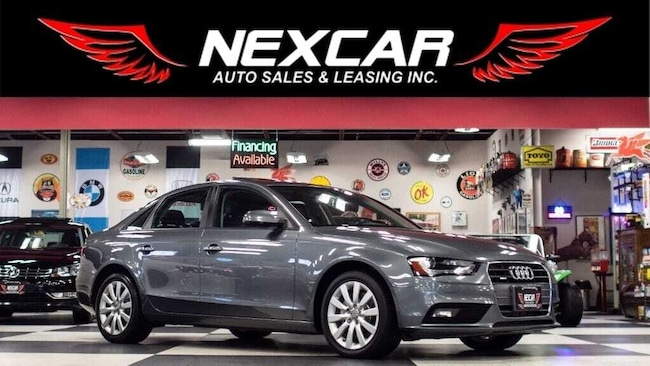 2014 Audi A4 2.0T QUATTRO AUT0 LEATHER SUNROOF CAMERA Sedan