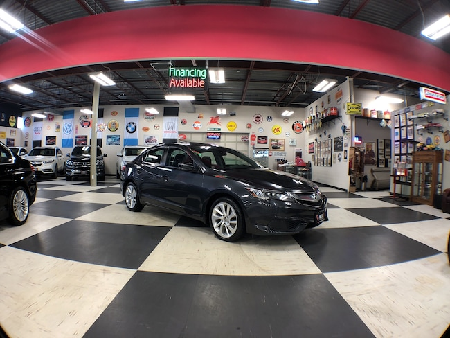 2016 Acura ILX PREMIUM PKG AUT0 BACKUP CAMERA SUNROOF 93K Sedan