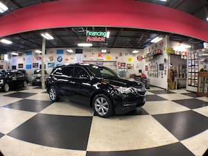 2016 Acura MDX SH-AWD TECH PKG 7 PASS NAVI LEATHER SUNROOF CAMERA