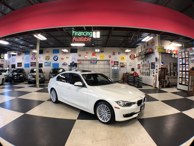 2015 BMW 3 Series 328I X DRIVE NAVIGATION PKG AUT0 SUNROOF 101K Sedan