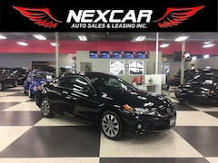 2014 Honda Accord EX-L C0UPE AUT0 NAVI LEATHER SUNROOF 95K Coupe